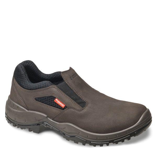 Pánské vycházkové boty REST DX 6902 hnědé