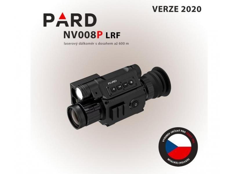 ZAMĚŘOVAČ PARD NV008 P+ LRF (verze 2020)