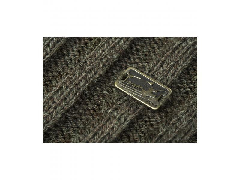 Zimní pletená čepice 108