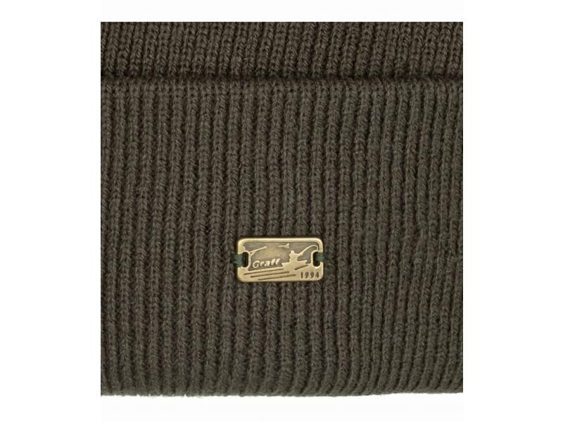 Zimní pletená čepice 109