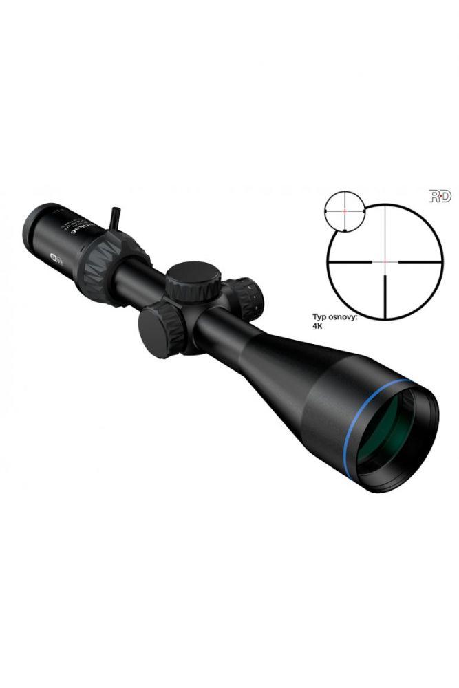 Puškohled Optika6 3-18x56 RD SFP