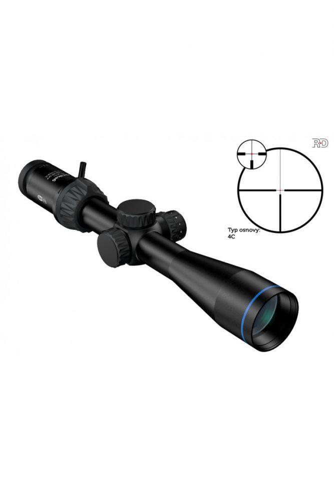 Puškohled Optika6 2,5-15x44 RD SFP