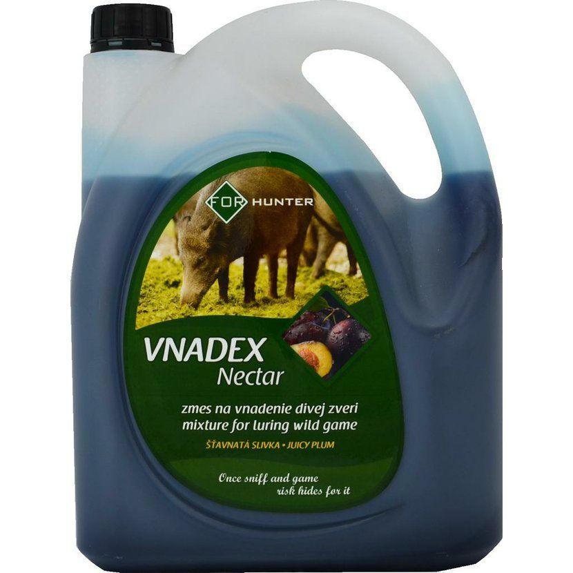 FOR VNADEX Nectar šťavnatá švestka - vnadidlo - 4kg