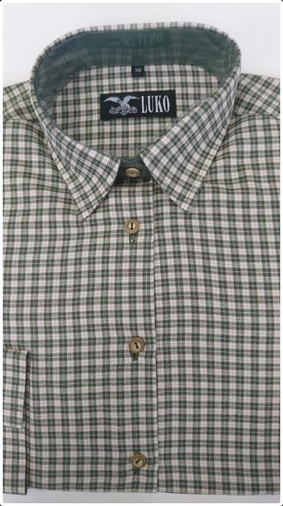 Dámská košile kostka 152119