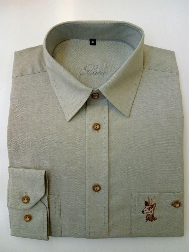Pánská košile 152116