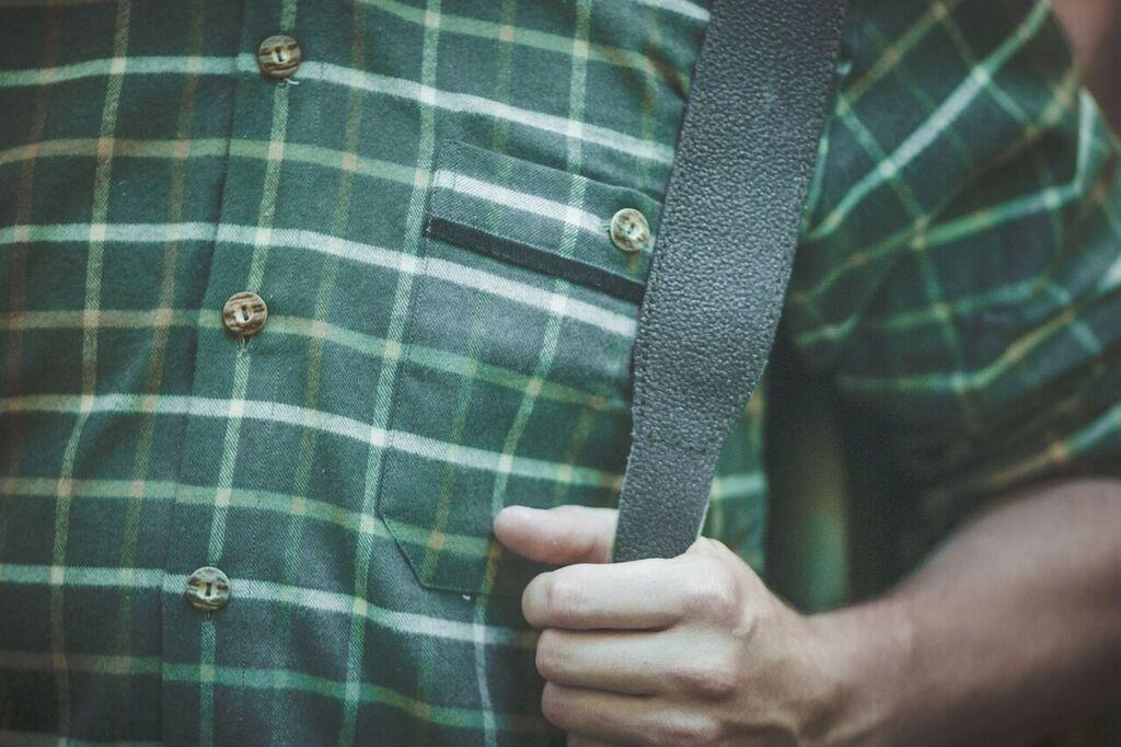 Pánská flanelová košile 132203