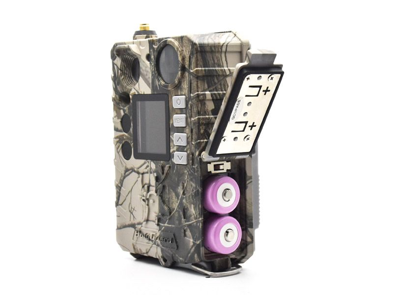 Fotopast Bolyguard BG310-MFP + SD karta, baterie, solar. panel