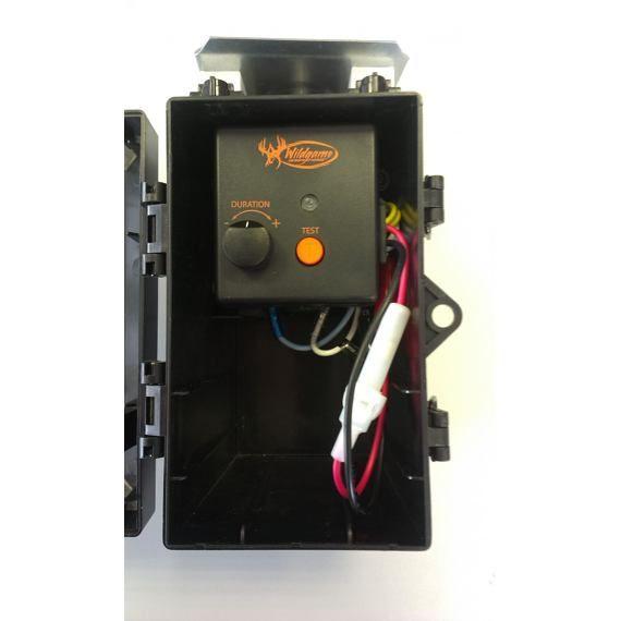 Podavač krmiva se světelným senzorem WILDGAME T6EC