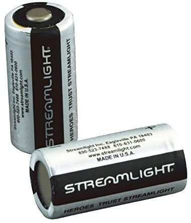 Baterie Streamlight CR123A 3V - Lithiová