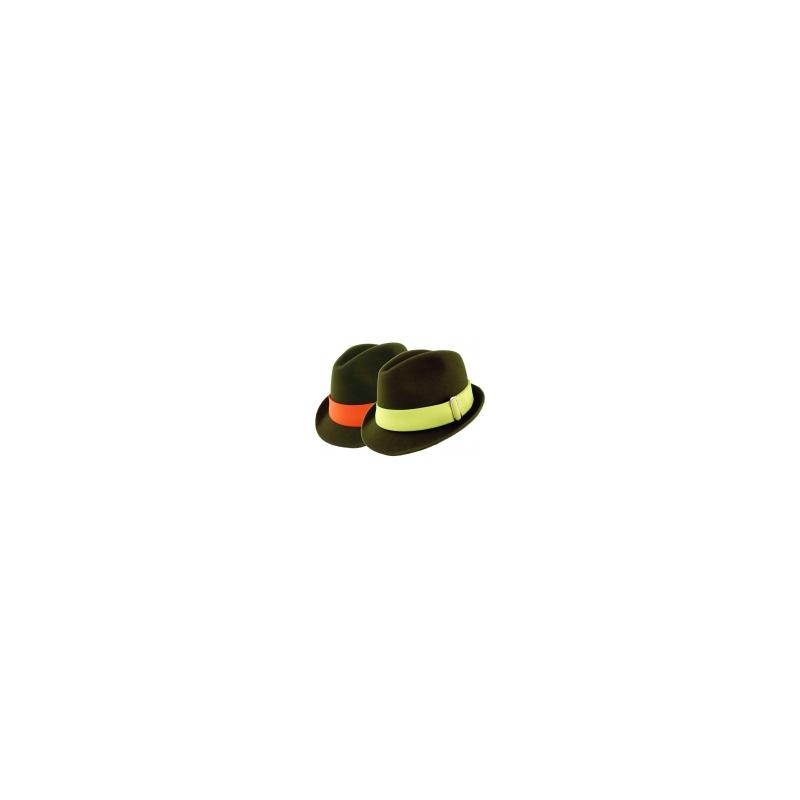 Reflexní pásky na klobouk žlutý