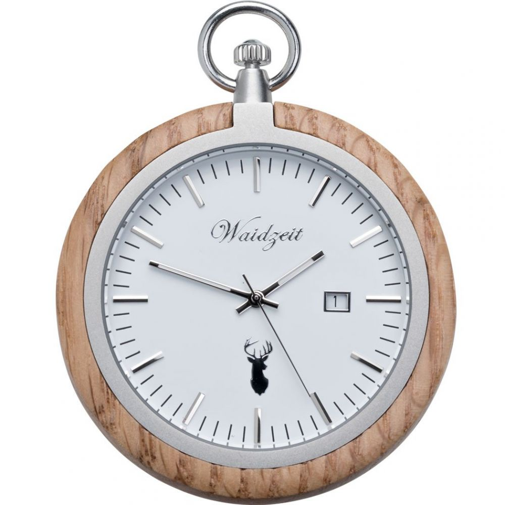 Dřevěné hodinky Barrique Bacchus