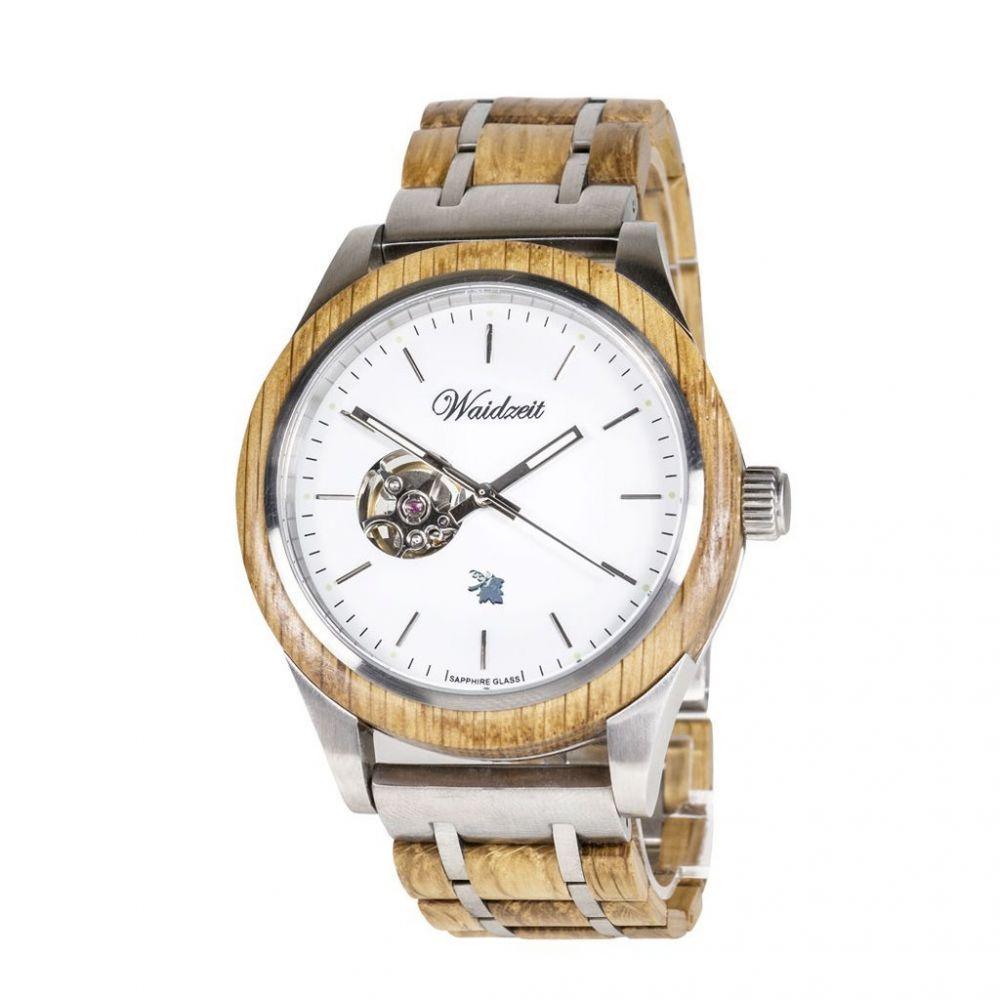 Dřevěné hodinky Barrique Cuvee