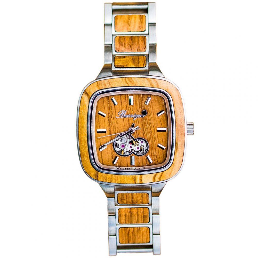 Dřevěné hodinky Barrique Grand Cru