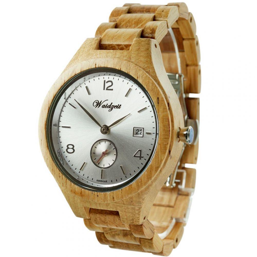 Dřevěné hodinky Barrique