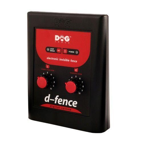 DOG trace elektronický neviditelný plot d-fence 101