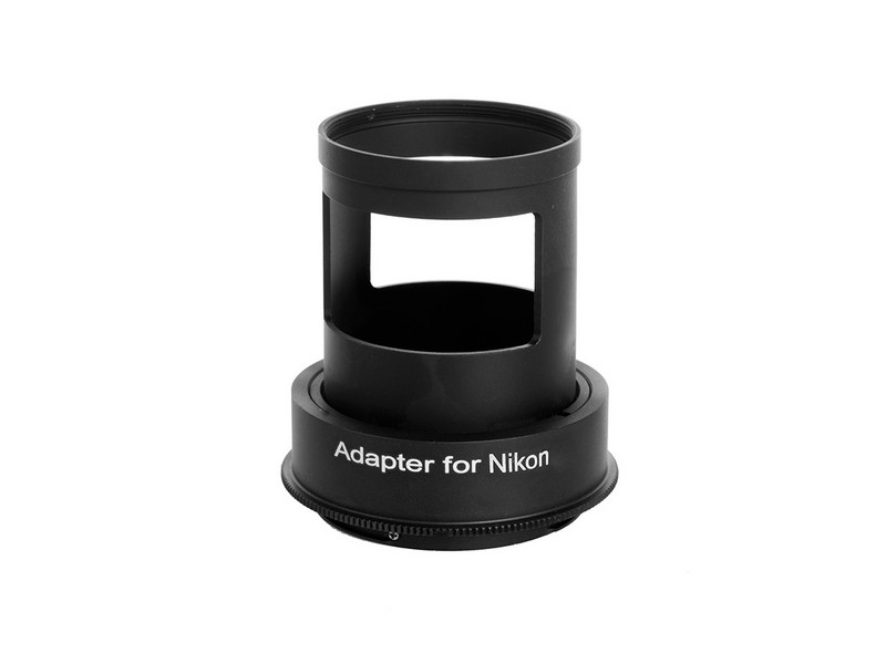 adapter pro DSLR NIKON pro spotingscope Leader 20-60x60