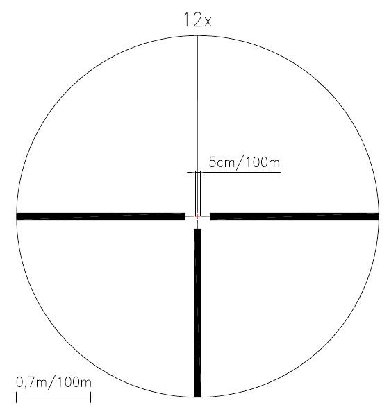 Puškohled Meopta MeoStar R2 2,5-15x56 RD/MR