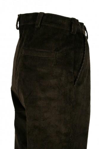 Kalhoty manšestr Afars