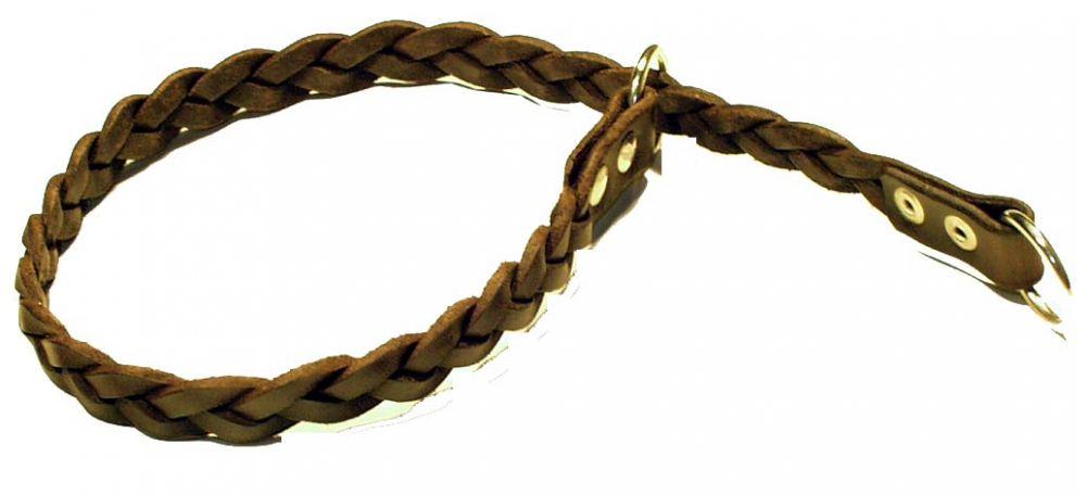 Obojek stahovací pletený, 40 cm