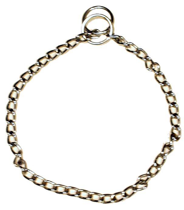 stahovací řetízek jednoduchý, 35-50 cm