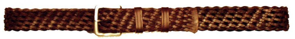 Opasek pletený, 4 cm