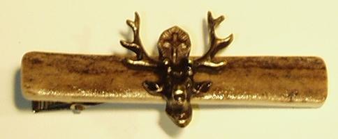 spony do kravat jelen svatý Hubert malý