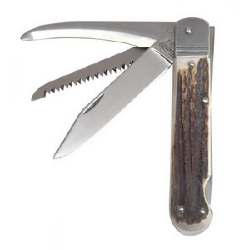 FIXIR - lovecký zavírací nůž s pojistkou 232-XP-3 KP