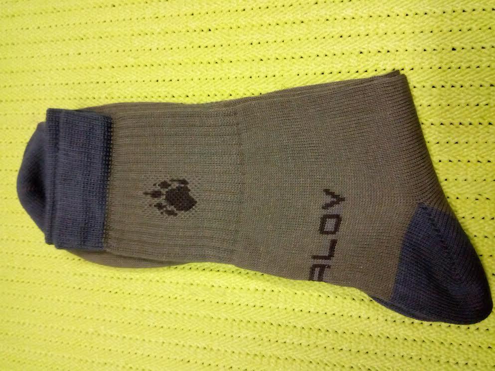 Ponožky medvědí tlapa 011