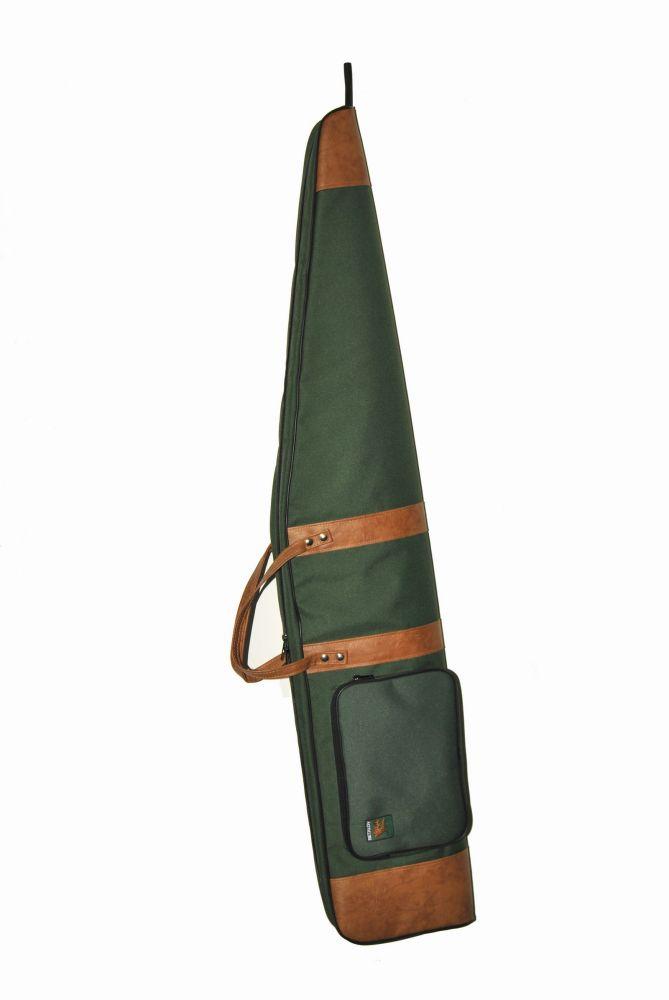 Pouzdro na zbraň + 1 kapsa s koženkou