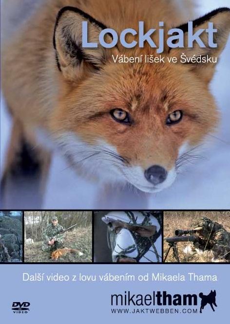 Vábení lišek ve Švédsku