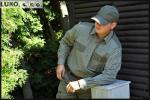 Pánská košile s dl. ruk. model 102130
