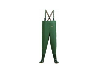 PRSAČKY GRAND CHEST WADERS 3192 ZELENÁ